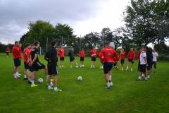 12.07.2021 r. - pierwszy trening sezonu 2021/2022